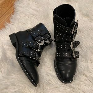 Givenchy inspired booties